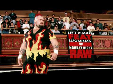 Left Brain - MONDAY NIGHT RAW (feat. Smoke DZA) (Official Audio)