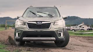 TEST DRIVE SUBARU / New Forester - XV - Outback