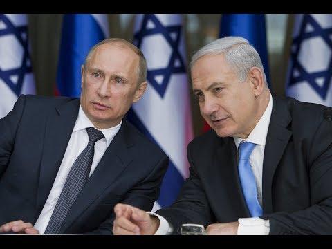 BREAKING Israel Netanyahu met Russia Putin on Iran Missile bases Syria & Lebanon January 30 2018
