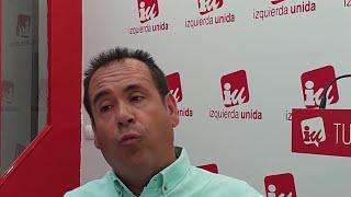 Juan Ramón Crespo critica que la dirección de Podemos no le comunicara su dimisión