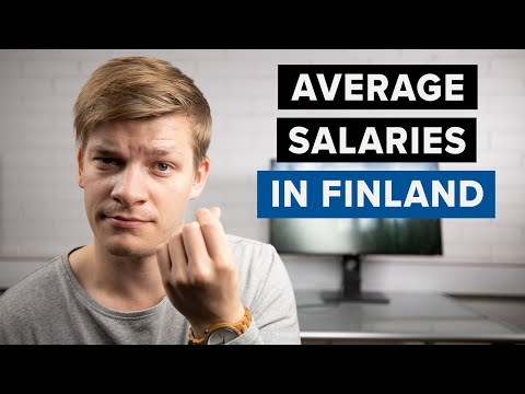 Average Salaries in Finland – Best Tools to Find Information on Salaries in Finland