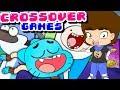 Cartoon CROSSOVER Games - ConnerTheWaffle