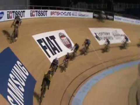 Velodrome training - Up to speed session 2