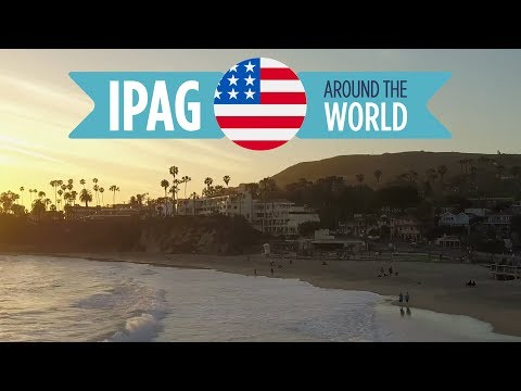 Expat'IPAG 🇺🇸 Los Angeles, USA: Enora & Edouard / Los Angeles Campus