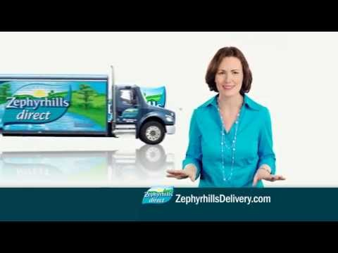 Zephyrhills Direct™ Water Delivery Commercial
