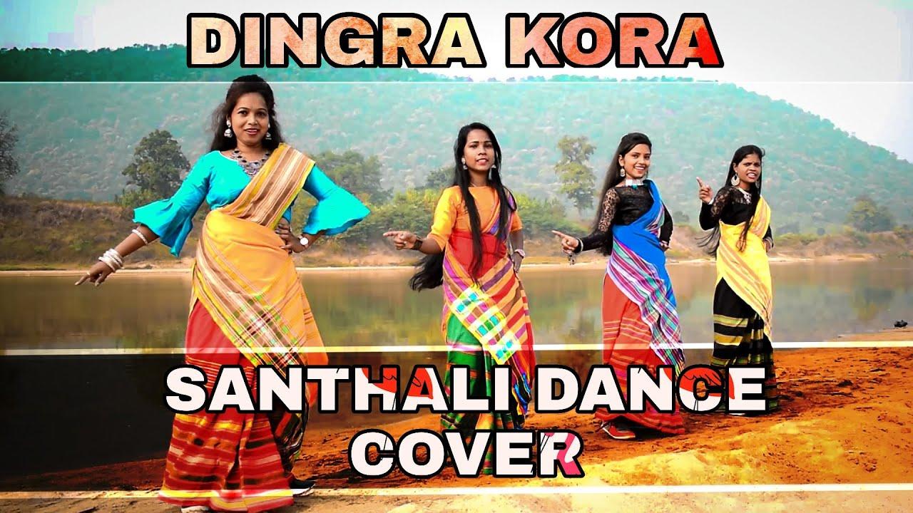 DINGRA KORA | SANTHALI DANCE COVER | PSR GROUP