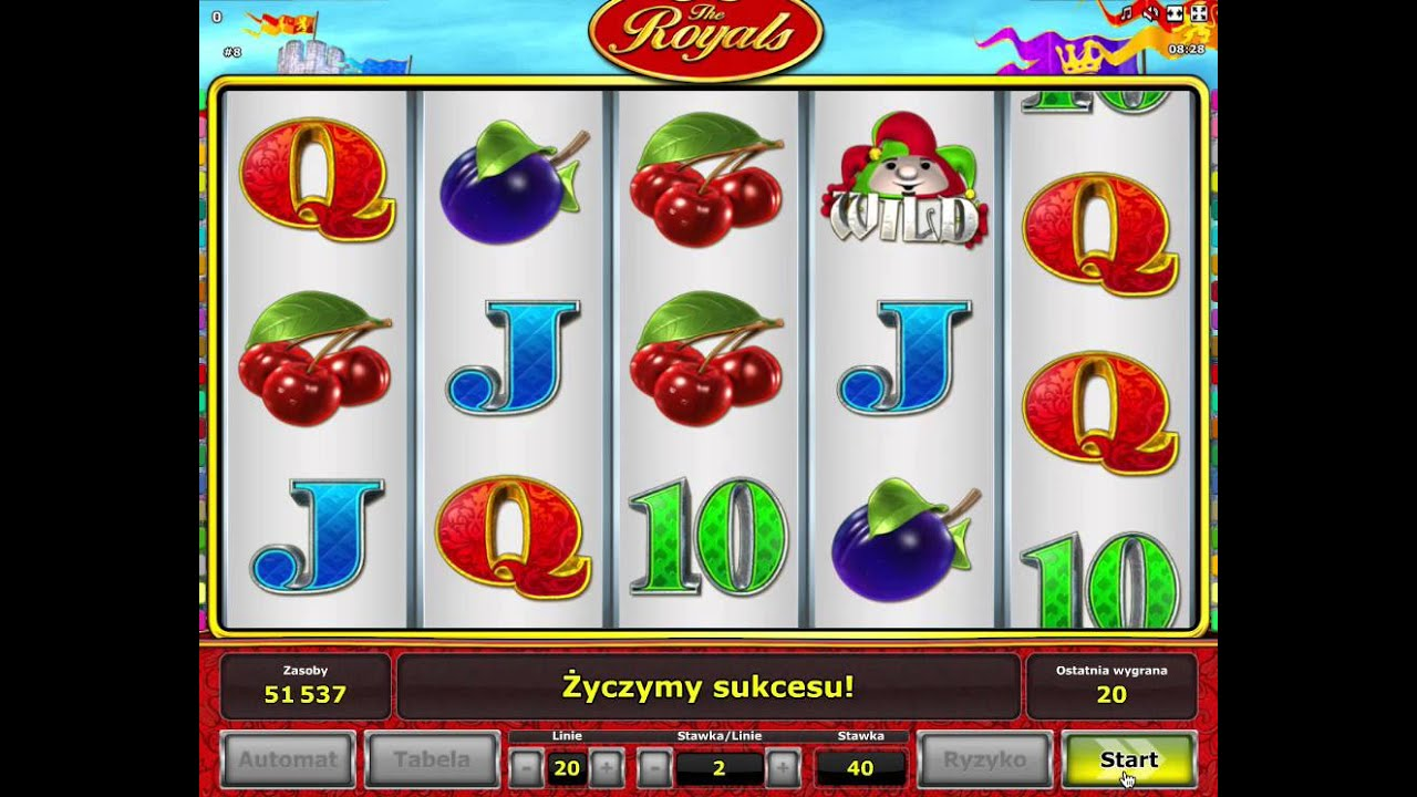 Gry Casino Automaty