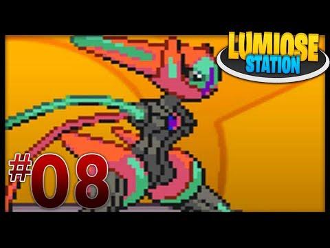 Pokémon Raptor EX w/ SacredFireNegro - Ep 8