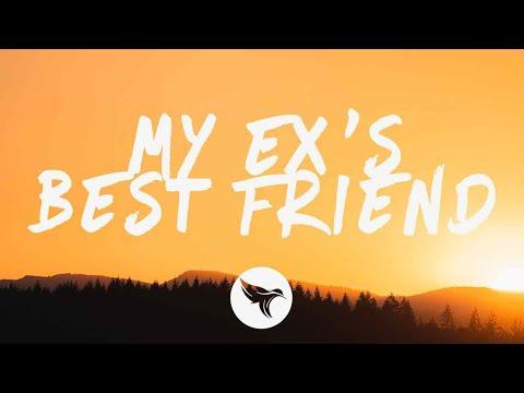 Machine Gun Kelly & blackbear – my ex's best friend (Lyrics)