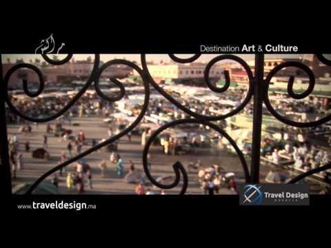 Travel Agency Morocco - DMC Incentive luxury travel Marrakech ( ART & Culture )