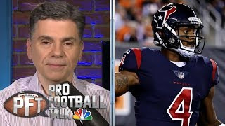 Can Houston Texans' Deshaun Watson become the best QB in AFC?   Pro Football Talk   NBC Sports