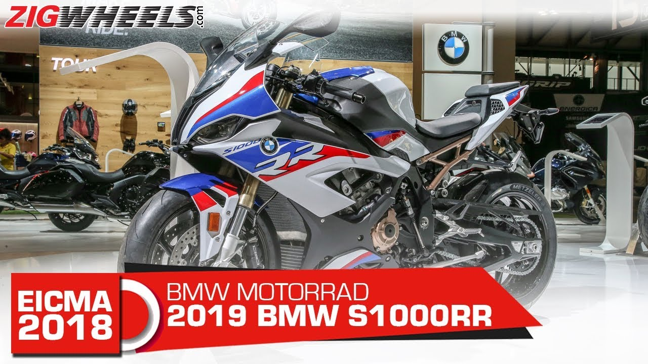 2019 Bmw S1000rr Bmw S Latest Generation Of Their Litre Class