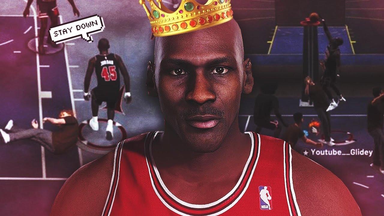 139936159694 MICHAEL JORDAN! INSANE CONTACT DUNKS  NBA2K19 SLASHER MIXTAPE. - YouTube