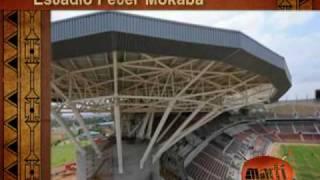 Estadio Peter Mokaba - La Embajada del Mundial