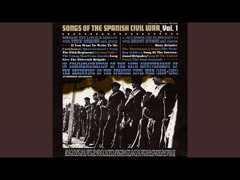 Lied Der Internationalen Brigaden (Song of the International Brigader)