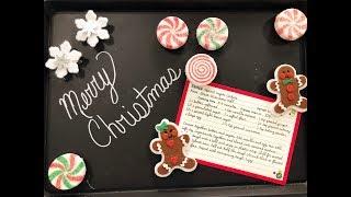 Cookie Sheet Craft