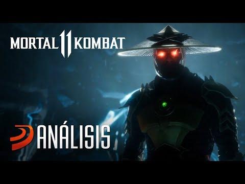Análisis de Mortal Kombat 11 ¡Brutalmente divertido!