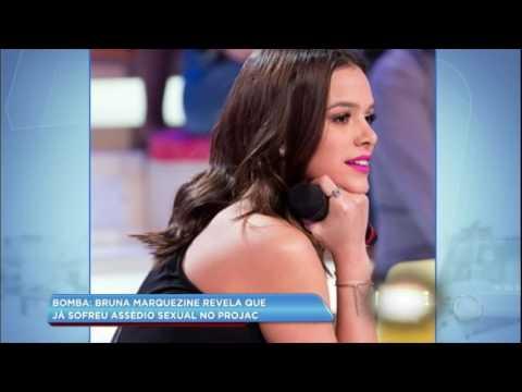 Hora da Venenosa: Bruna Marquezine revela que já sofreu assédio no Projac