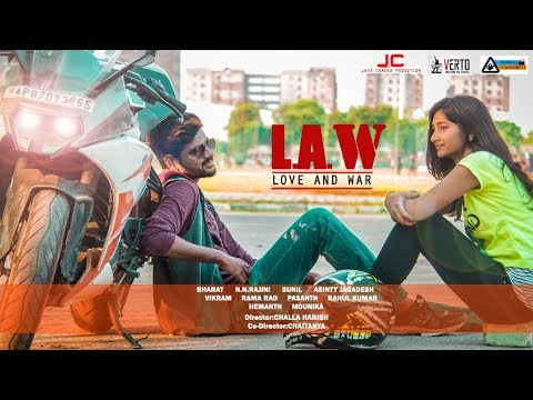 L.A.W (Love And War) | Latest Telugu Short Film 2018 | Directed By Challa Harish