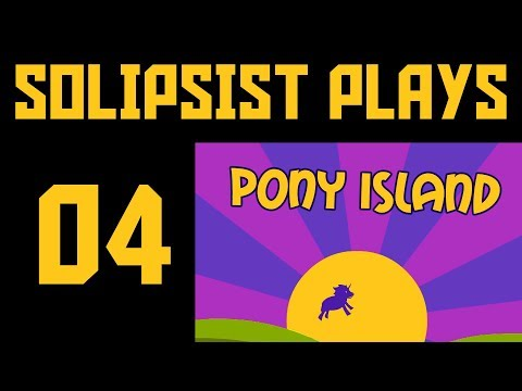 Pony Island - Episode 04 - Solipsist Plays