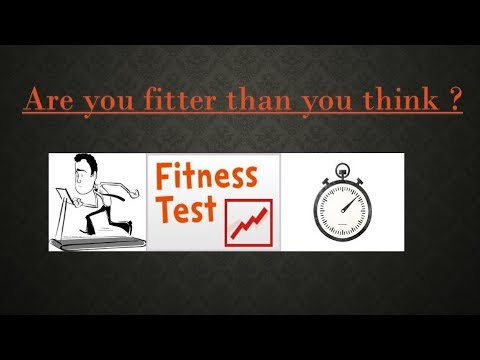 Are you fitter