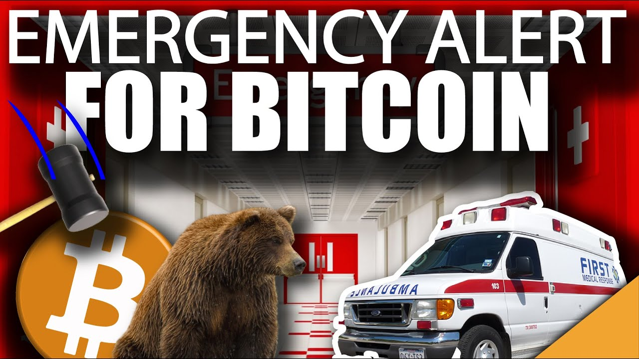 Emergency Alert! Bitcoin Price Most Likely Heading to k!