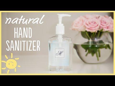 Fabriquer son gel nettoyant pour les mains