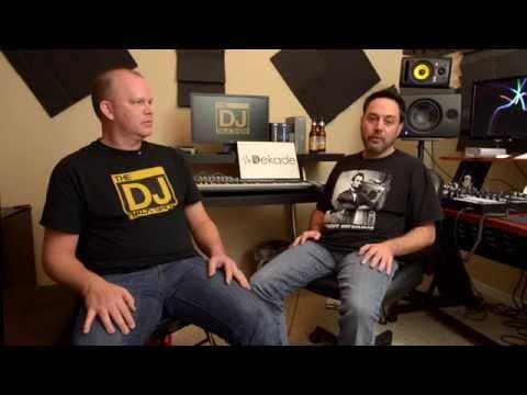 The DJ Talk Show 4 - Cruise Ship DJing w/DJ Dekade & coverage of SFDJA Sam Session 14