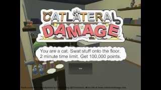 Catlateral Damage #1 (ПОКА ХОЗЯЕВ НЕТ ДОМА)(В этом видео я буду играть в Catlateral Damage =============================================== скачать игрушку ..., 2014-01-17T15:21:33.000Z)