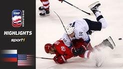 Nach Spektakel: Russland - USA 4:3   Highlights   Eishockey WM 2019   SPORT1