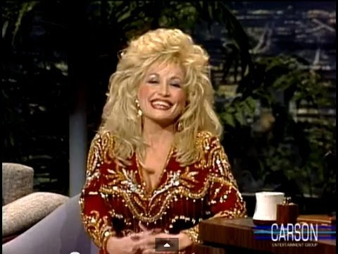 Dolly Parton's Childhood: Few Christmas Toys, Lots of Family Love, Johnny Carson 1990
