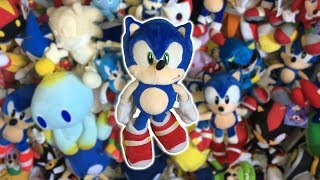 The Story Of How I Got My SOAP Shoes Sonic Plush