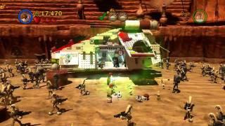 Lego Star Wars 3: The Clone Wars - Die ersten 10 Minuten