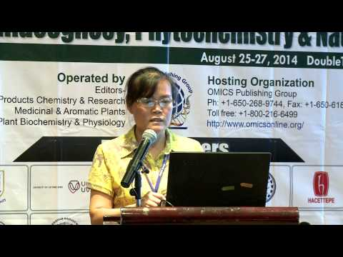 Ying-Jun Zhang| Chinese Academy of Sciences | China | Pharmacognosy 2014 | OMICS International