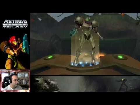 Let's Play: Metroid Prime Trilogy (Veteran) MP1 - Episode 07