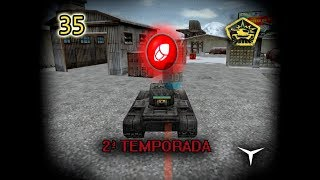 35.El antidía (Tanki Online - Temporada 2) // Gameplay