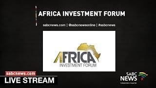 Africa Investment Conference, Sandton: 12 November 2019
