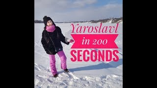 Yaroslavl Russia how to survive when it is  26C