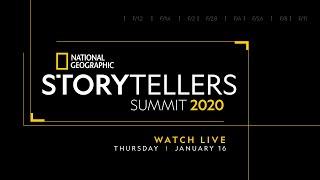 LIVE With Activist and Photographer Shahidul Alam | Storytellers Summit 2020