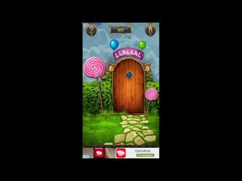 100 дверей: Невероятный мир (прохождение 37 уровня)