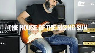 The Animals - The House of the Rising Sun - Metal Guitar Cover by Kfir Ochaion - Warrior Guitars