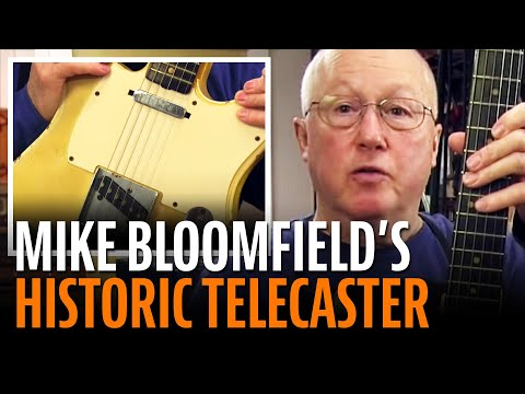 Mike Bloomfield's Telecaster