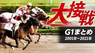【競馬】壮絶な叩き合い!競馬史に残るデッドヒートのG1レースまとめ!【2001年-2021年】