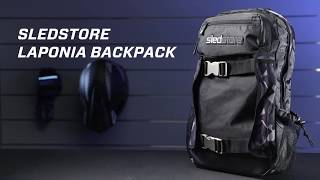 Sledstore Laponia Backpack