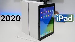 2020 IPad (8th Gen) - Unboxing, Comparison And First Look