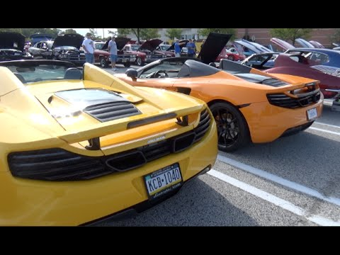 Labor Day Silver Diner Car Show 2016