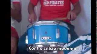 Nouveau Chant Ultras Red Pirates06 - Contro Calcio Moderno