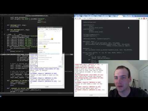 Python XMPP Read Only Bot