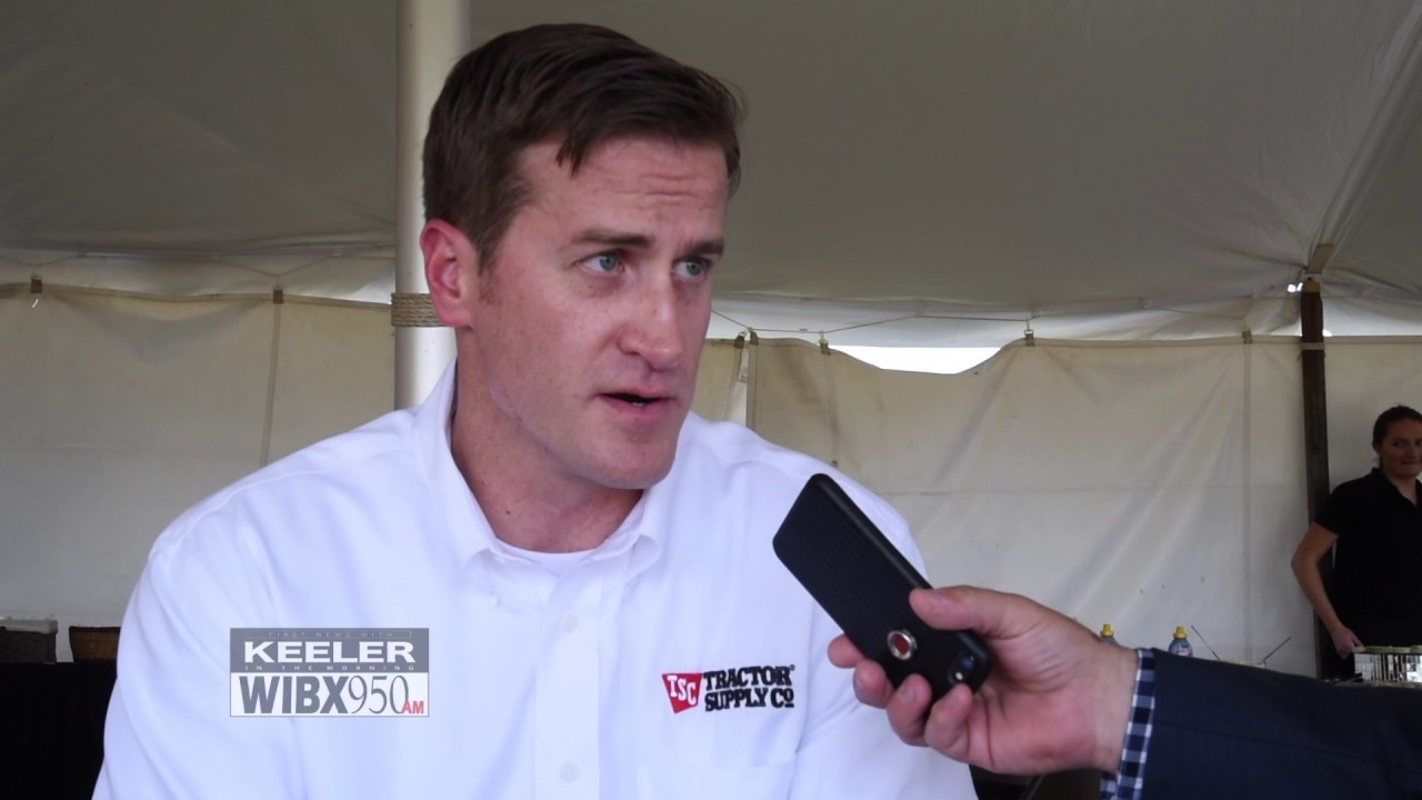 Keeler Exclusive Interview With Tractor Supply Executive Youtube