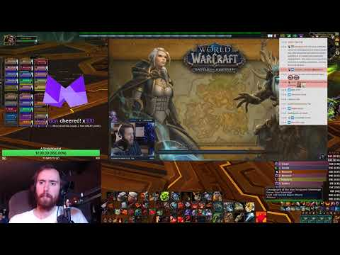 Asmongold Battle For Azeroth RNG Explained, Method Josh Dox's Himself (Daily WOW #76)